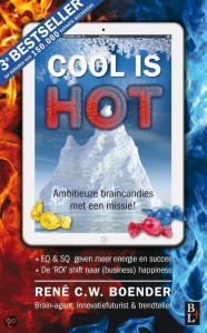 cover of cool is hot